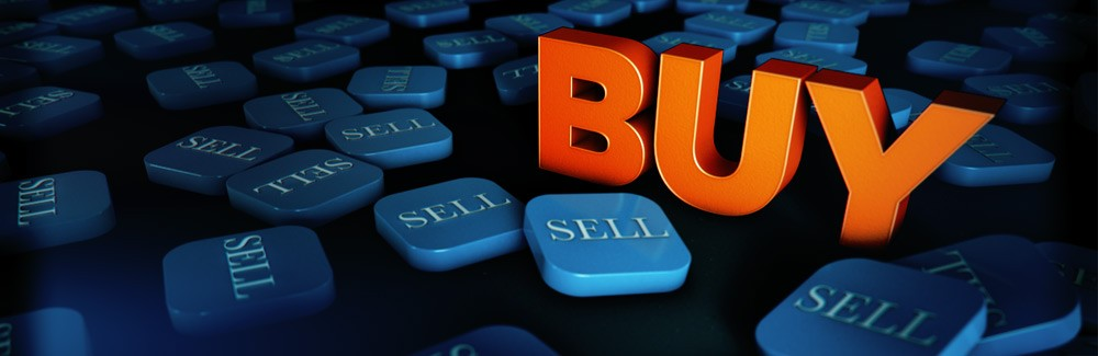 buying in a world of selling