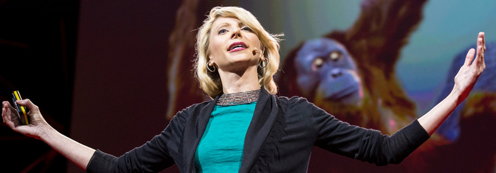 Dr Amy Cuddy - TED Talk